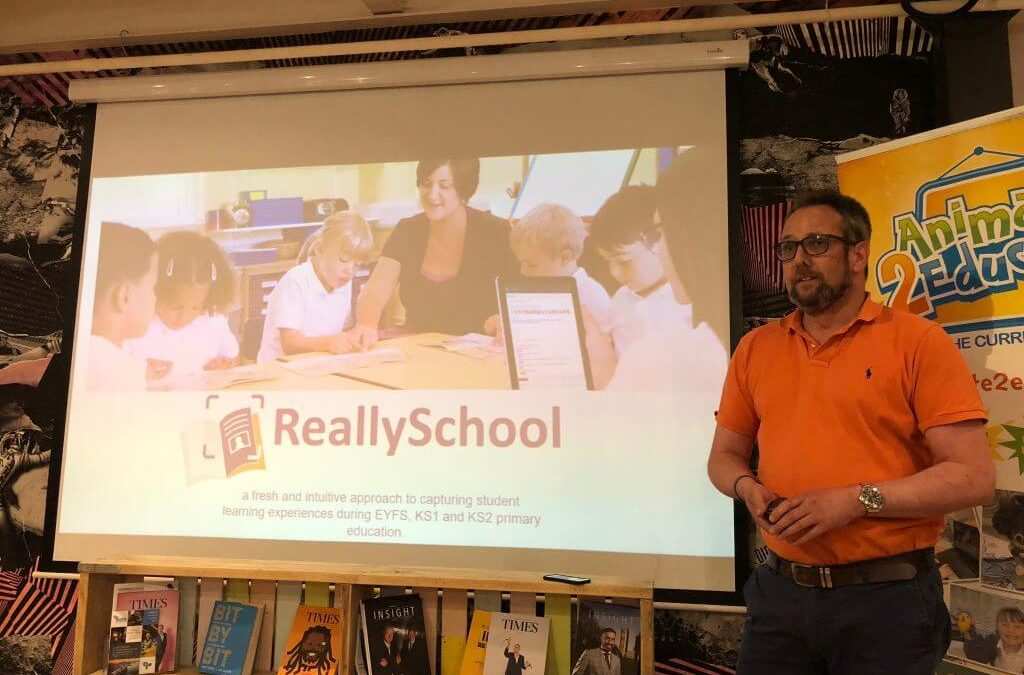 ReallySchool hits the North East!