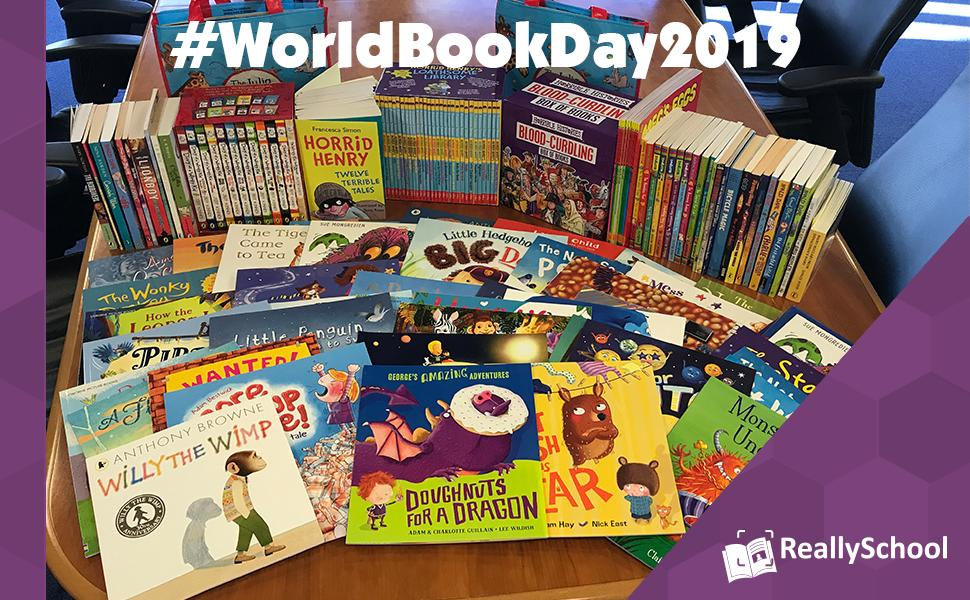 World Book Day and NetSupport
