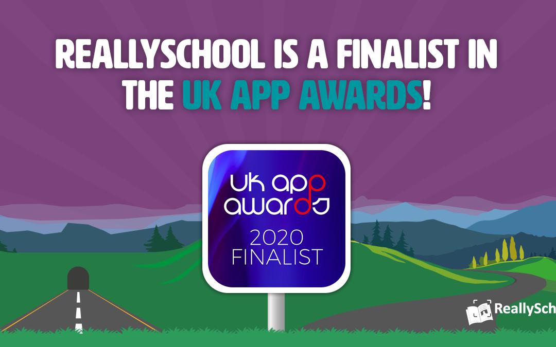 RS UK App awards
