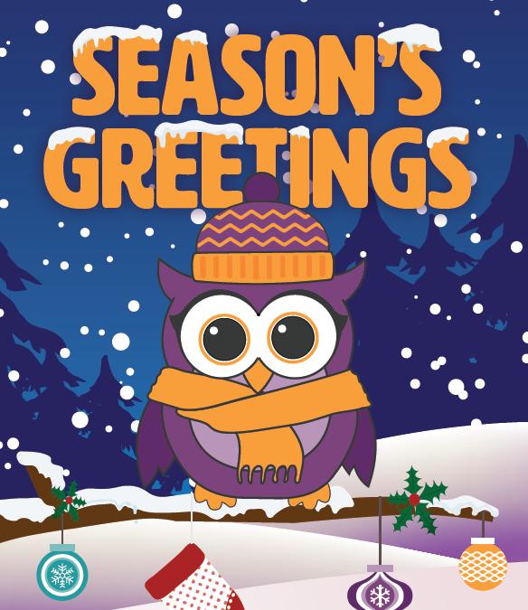 Season's Greetings from the ReallySchool team!