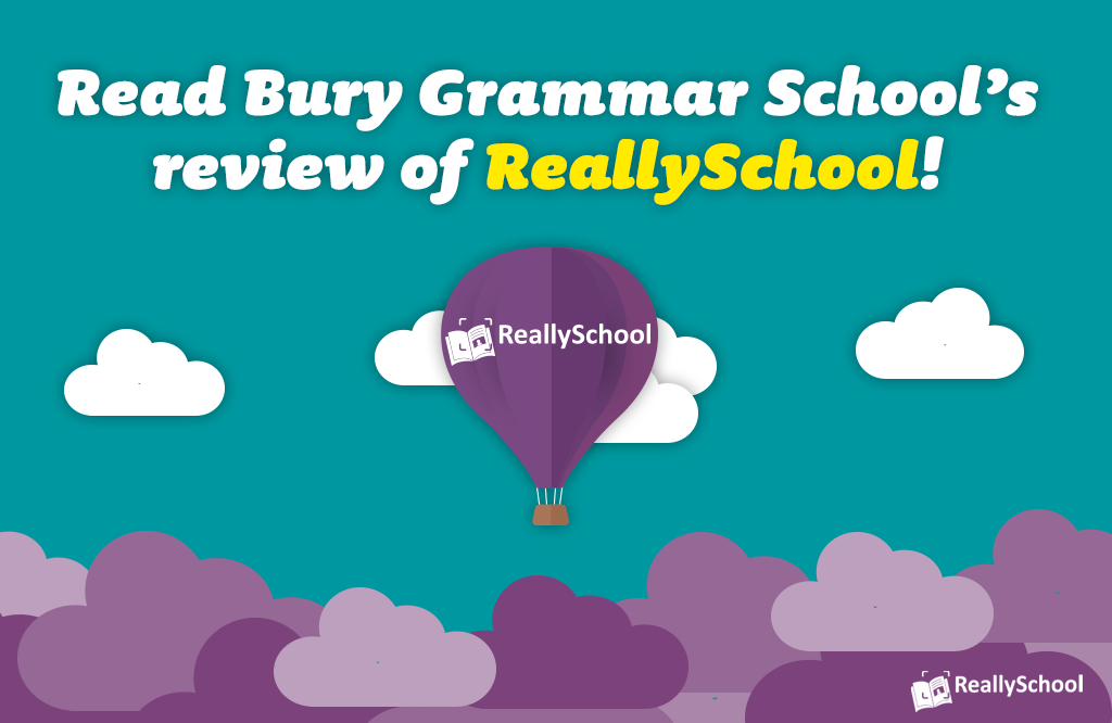 Read Bury Grammar School's review of ReallySchool