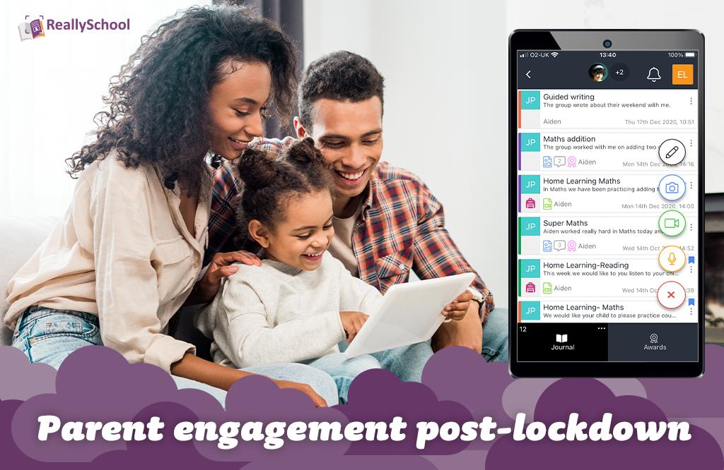 Parent engagement post-lockdown